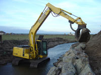 Aberdeenshire Excavators James A Forbes Banff